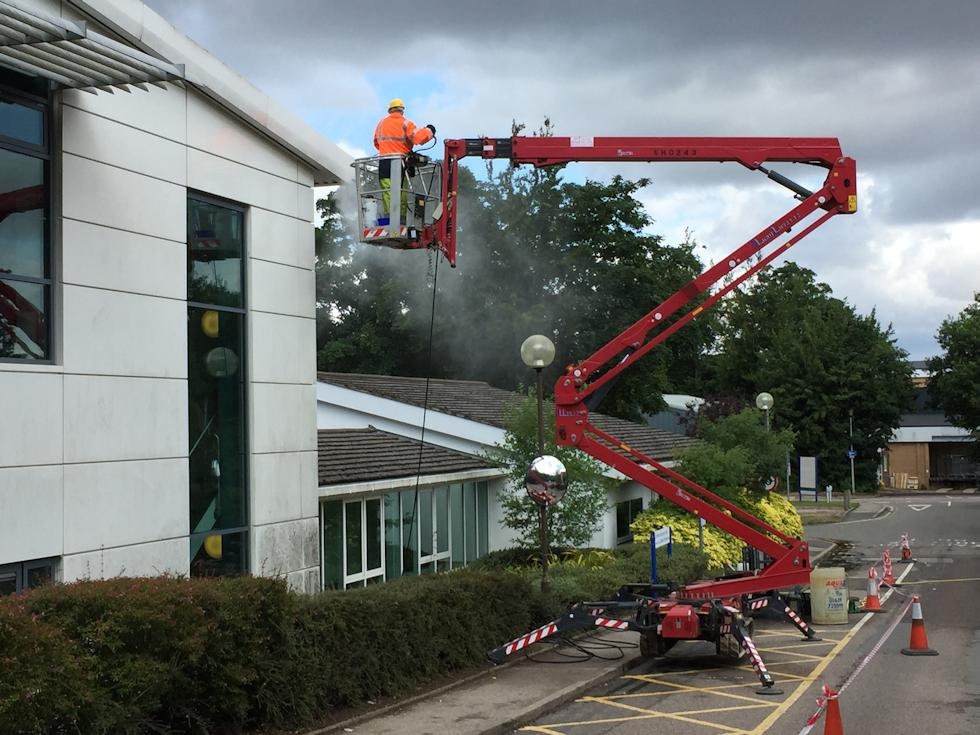 Anglia Cleaning Projects