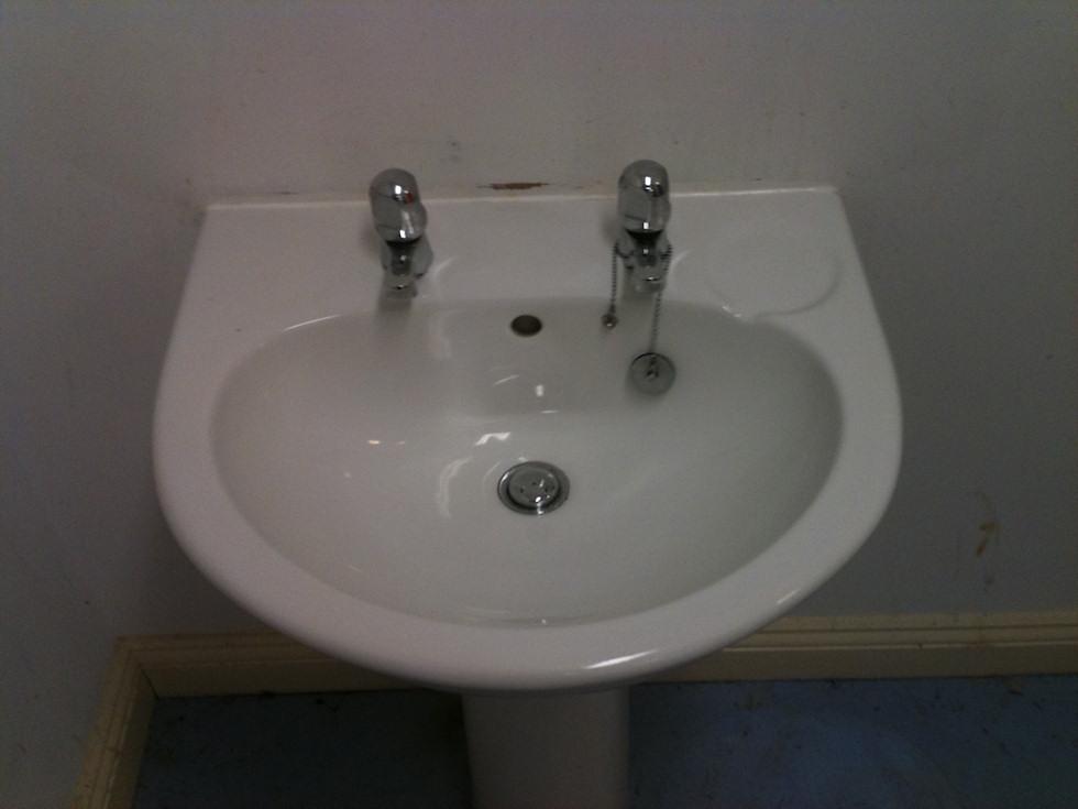 Disinfect Sink Kitchen